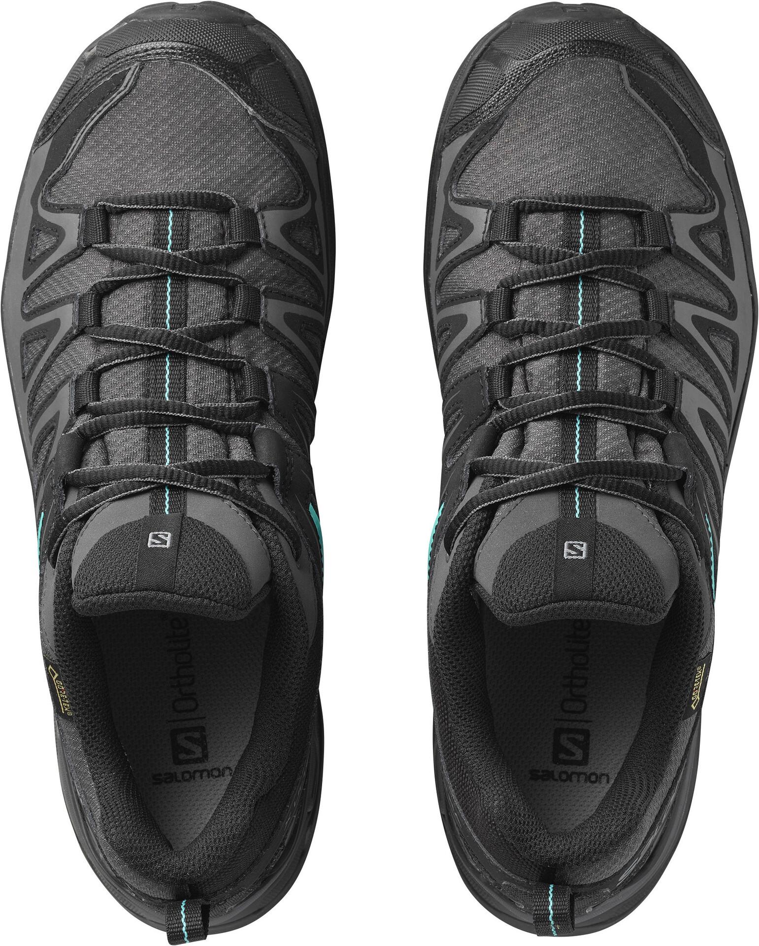 Salomon X Ultra 3 GTX Hiking Schuhe Women Magnet Black